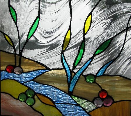 Water plants peikert art